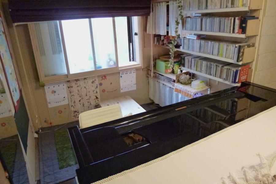 新松戸ピアノルーム「あんり先生」 : 防音個室スペースの会場写真