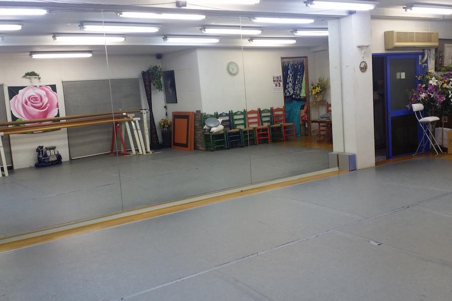 大森 貸しダンススタジオ「T.D.S」 : レンタルスタジオ(〜12名)の会場写真