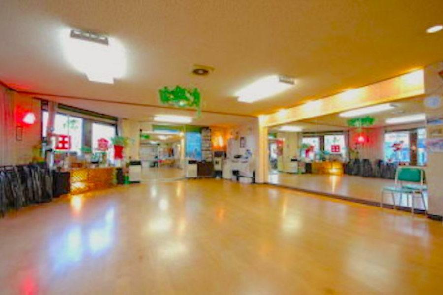 京都レンタルスタジオ「倉田ダンススタジオ」 : 貸しスタジオの会場写真