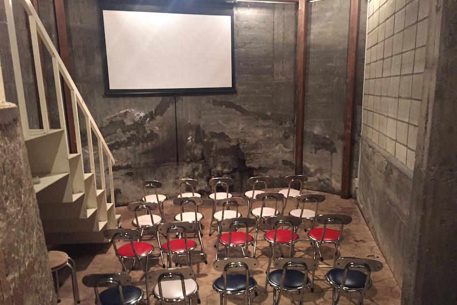 駒込レンタルスタジオ「La Grotte」 : 1階スタジオ(イベント開催プラン)の会場写真