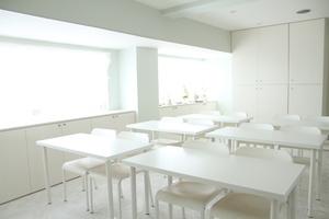 茨木アトリエスタジオ Cosmos : レッスンスペース(〜20名)の会場写真