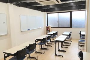 京都西院レンタル教室「ひとのば」 : セミナールームの会場写真