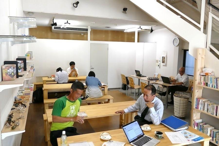 【西金沢】パトリ : コワーキングスペースの会場写真