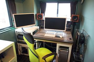 梶ケ谷 Studio Mojo K : 防音収録スタジオの会場写真