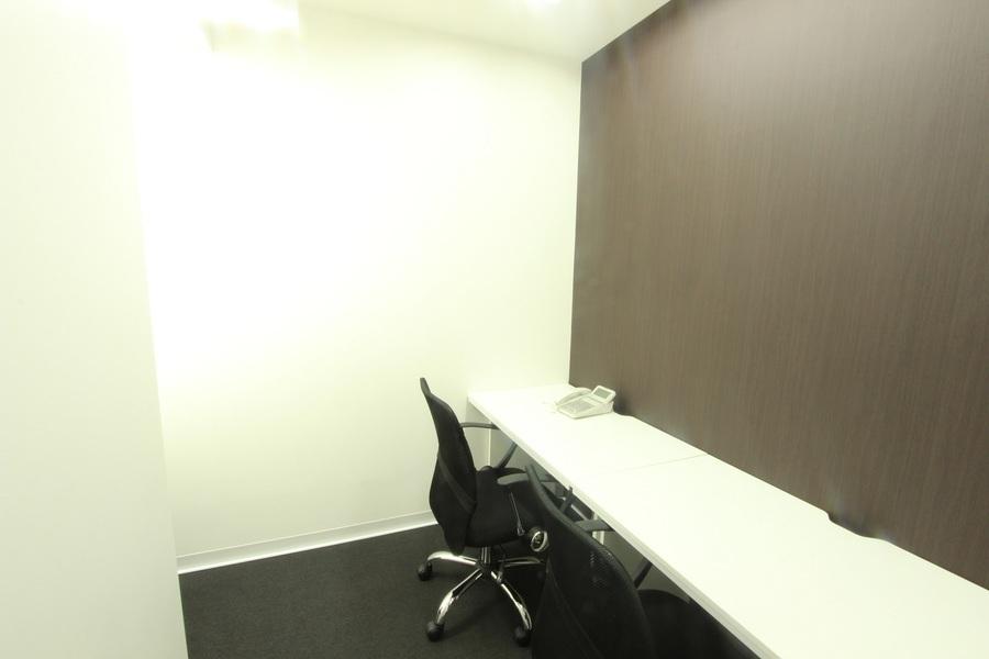 ビジネスセンター四谷 : 2名用個室ROOMの会場写真