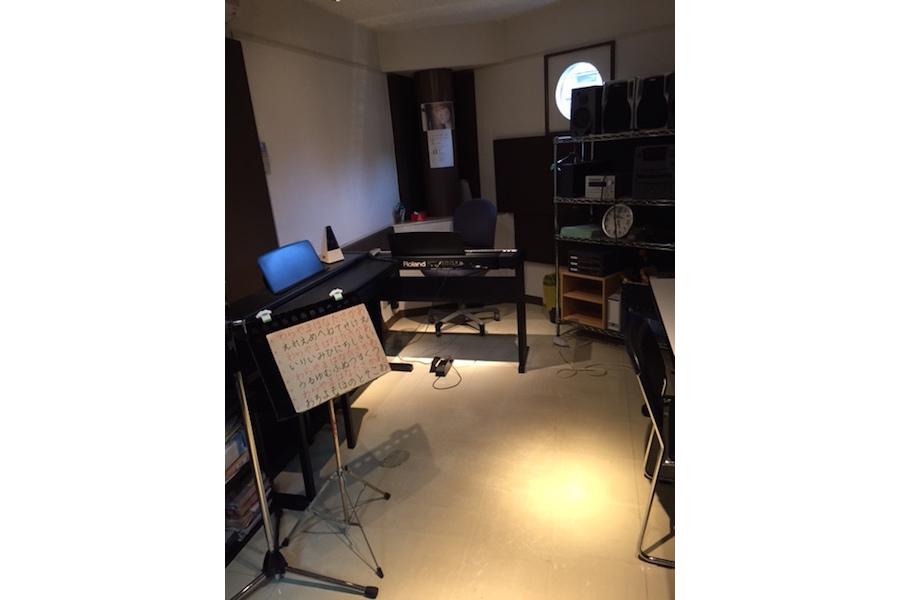 音楽スタジオVOICE FACTORY : Cスタジオの会場写真