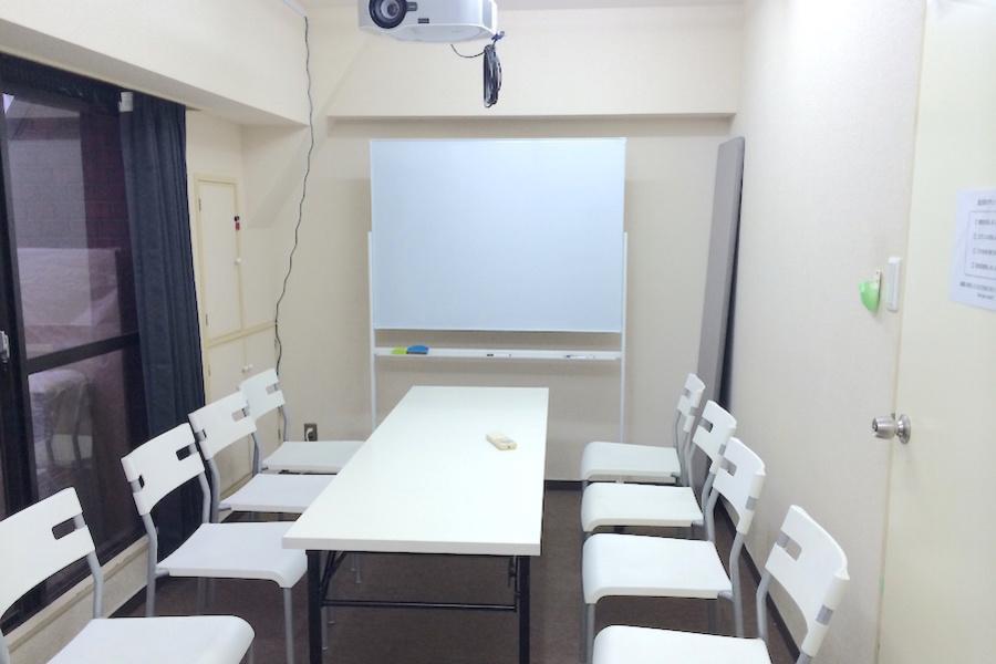渋谷センター街会議室 : 個室会議室Bの会場写真