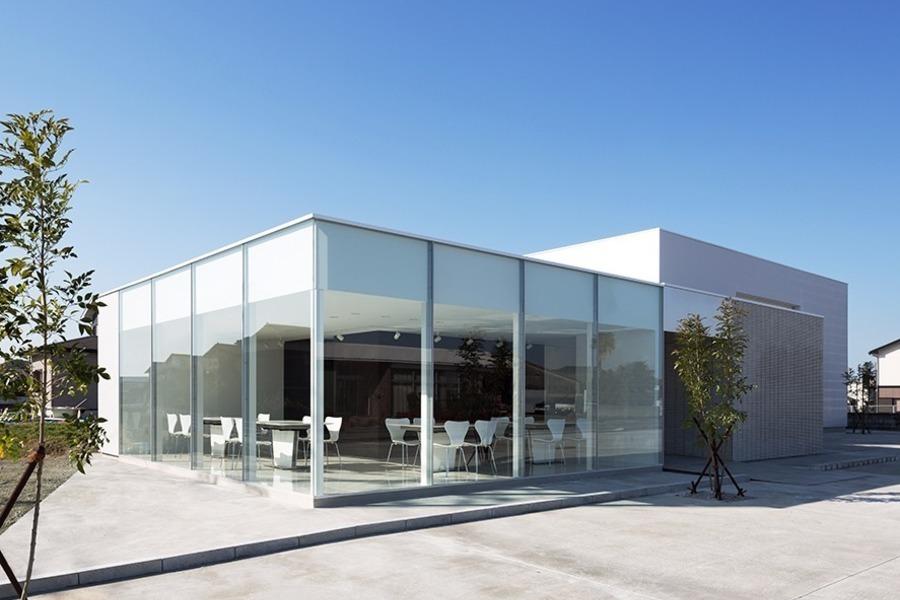 大牟田 Hishギャラリースペース : 展示スペースの会場写真