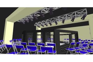 立川コロッセオ イベントスペース : ケージリング・会場貸切プランの会場写真
