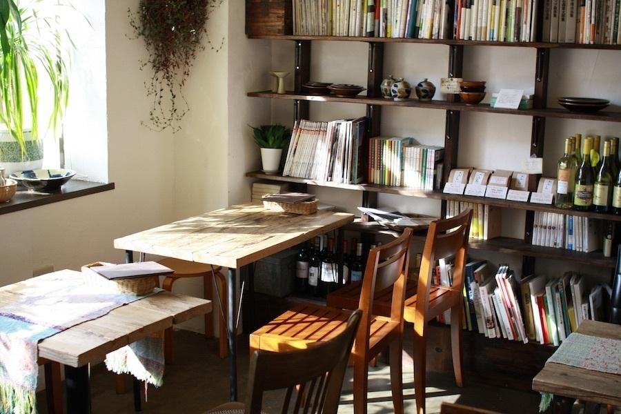 神楽坂レンタルカフェ Nemaru : 貸切カフェスペースの会場写真