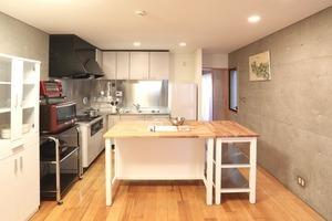 自由ケ丘 COOKシェアスペース : レンタルキッチンスペースの会場写真