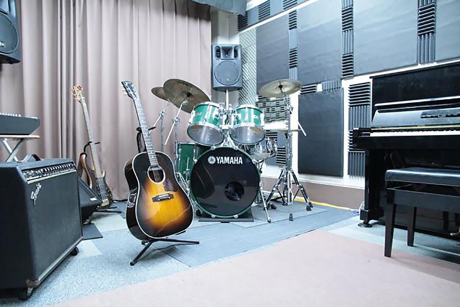 西荻窪レコーディングスタジオ BIGMADE MUSIC : Cスタジオの会場写真