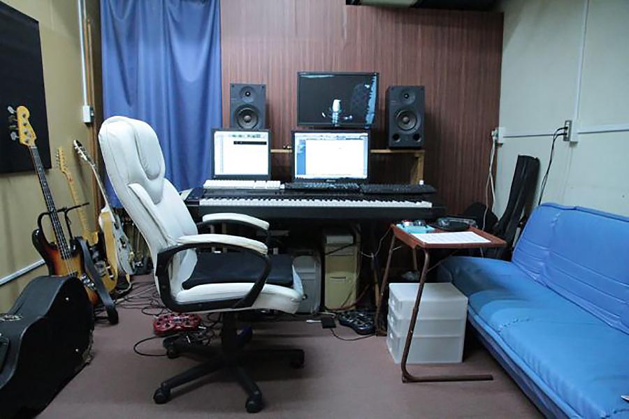 西荻窪レコーディングスタジオ BIGMADE MUSIC : Bスタジオの会場写真