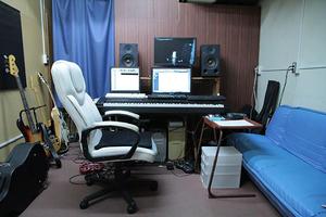 西荻窪レコーディングスタジオ BIGMADE MUSIC : Bスタジオの写真