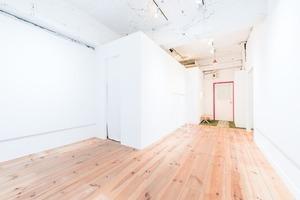 心斎橋 ギャラリーPARADE : ギャラリースペース貸切の会場写真
