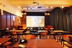 渋谷カフェ&バー ヴァンダリズム : 貸切イベントスペースの会場写真