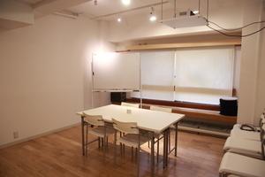 水天宮前ソーシャルビジネスラボ : ミーティングスペース(3階)の会場写真