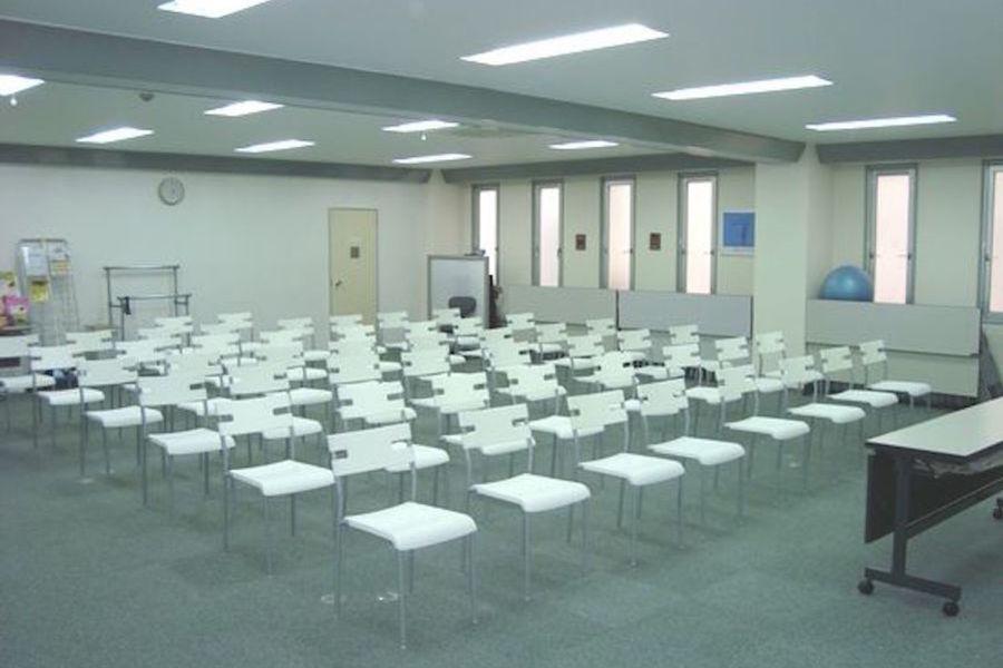 野田 PLA貸しホール : 大ホール(最大100名)の会場写真