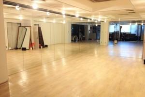 【大阪】更衣室付き!お得な貸しダンススタジオの写真