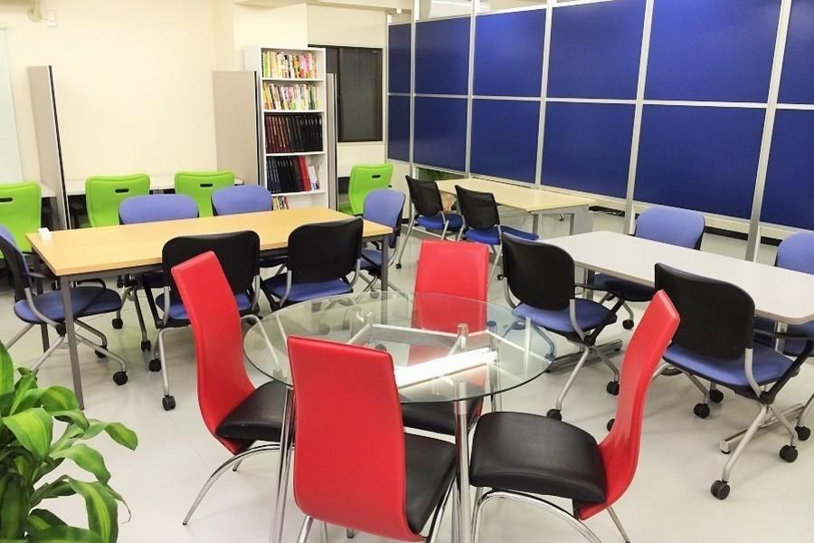 川口スペース セレンディピタス : オープンスペース貸切の会場写真