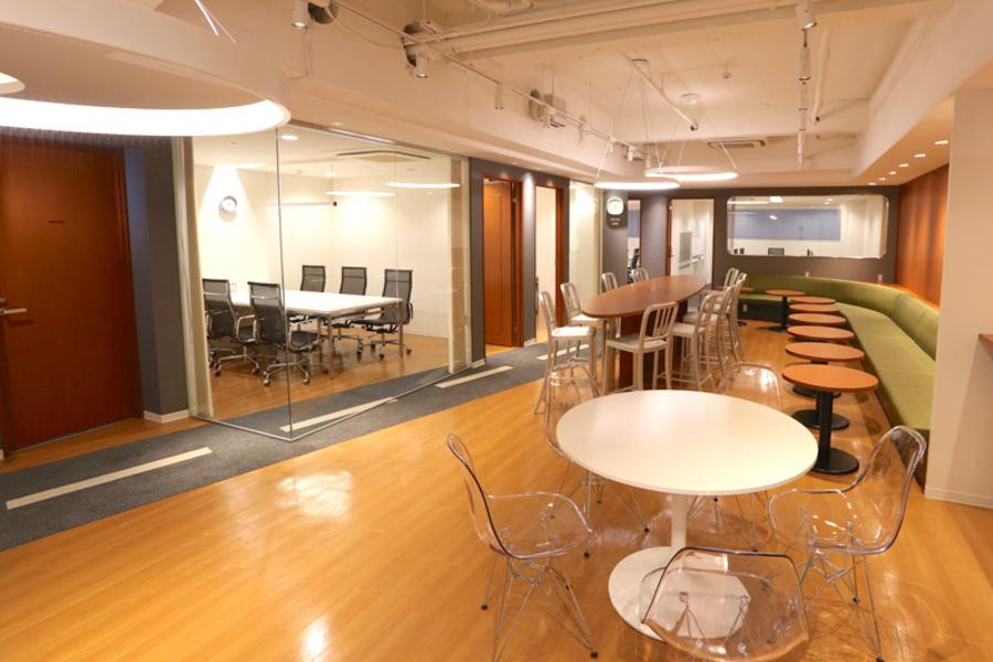 【横浜】馬車道駅前会議室 : 全室貸切プランの会場写真