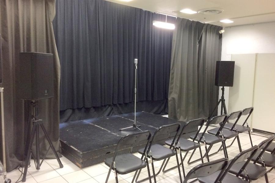 レンタルスペース 下北スラッシュ : 貸切イベントスペースの会場写真