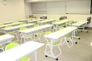 庄内レンタル教室「ベストウェイ」: B教室(〜25名)の会場写真