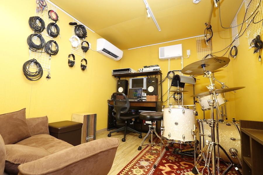 五反田スパイシーサウンドスタジオ : ドラムレッスン付きプランの会場写真