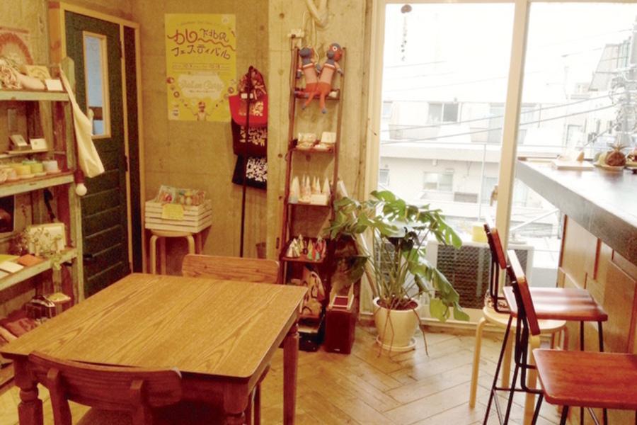 TENTOTE cafe × bar × zakka : 【撮影プラン】店舗貸切の会場写真