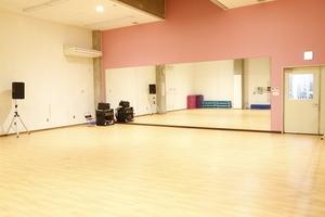 北谷スポーツセンター : 貸切スタジオの会場写真