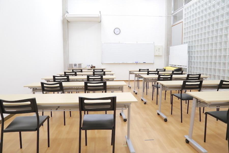 北谷スポーツセンター : 教室スペースの会場写真