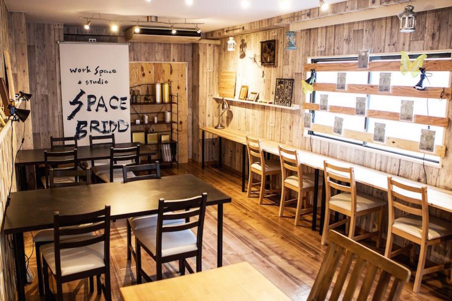 スペースブリッド秋葉原 : オープンスペース貸切の会場写真