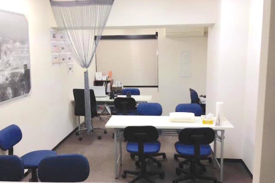 ネイルスタジオ道玄坂 : スペース貸切の会場写真