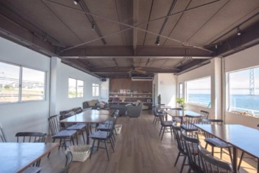神戸プライベートビーチ&リゾート ゲラゲラ : イベントスペース貸切の会場写真