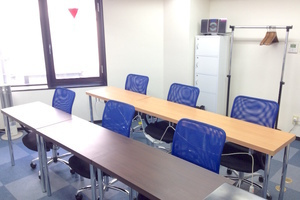 【神田駅から1分】格安!設備充実の個室会議室の写真