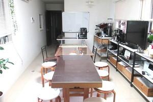 【本所吾妻橋駅】挽きたてコーヒー10杯付き!設備充実スペースの写真