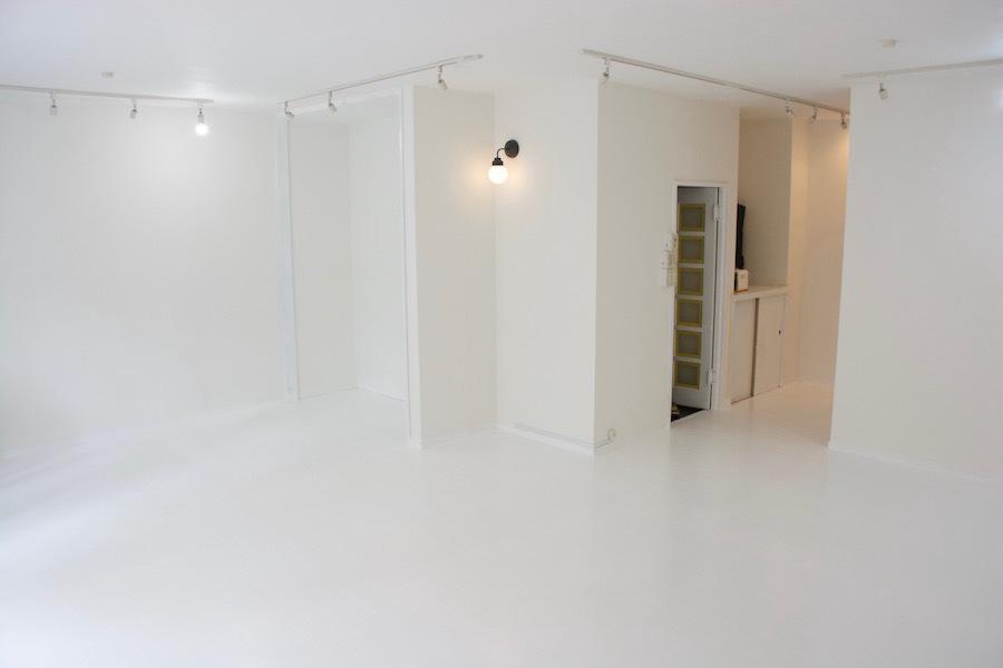 表参道ギャラリー ホワイトスペース : 【1日貸し】貸切レンタルギャラリーの会場写真