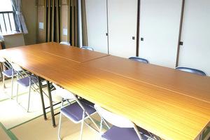【駐車場あり】【駅から徒歩7分】和室10畳!設備充実のレンタルスペースの写真