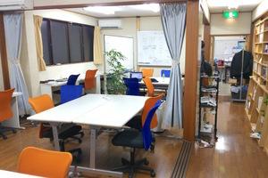 豊中レンタルスペース「Umidass」 : 作業スペースの会場写真