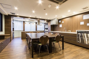 【曙橋駅すぐ!】設備が大充実の本格的レンタルキッチン♪の写真
