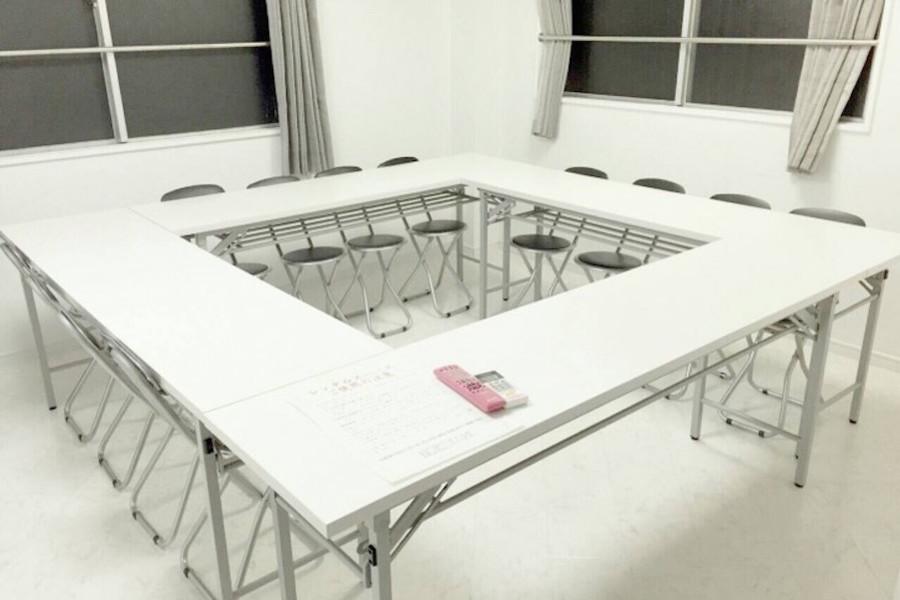 【名古屋】レンタルスペースノリタケ : 会議室(3階)の会場写真