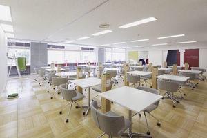 九段下の貸会議室 ナレッジソサエティ : 施設全体貸切の会場写真