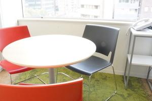 九段下の貸会議室 ナレッジソサエティ : 打ち合わせ個室(3名)の会場写真