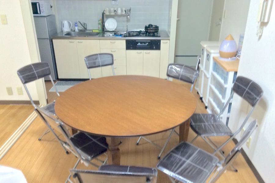 コスモ東池袋 マンション1室貸切 : スペース貸切の会場写真