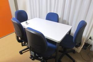 【柏駅より徒歩4分】個室の教室スペースを時間貸し!の写真