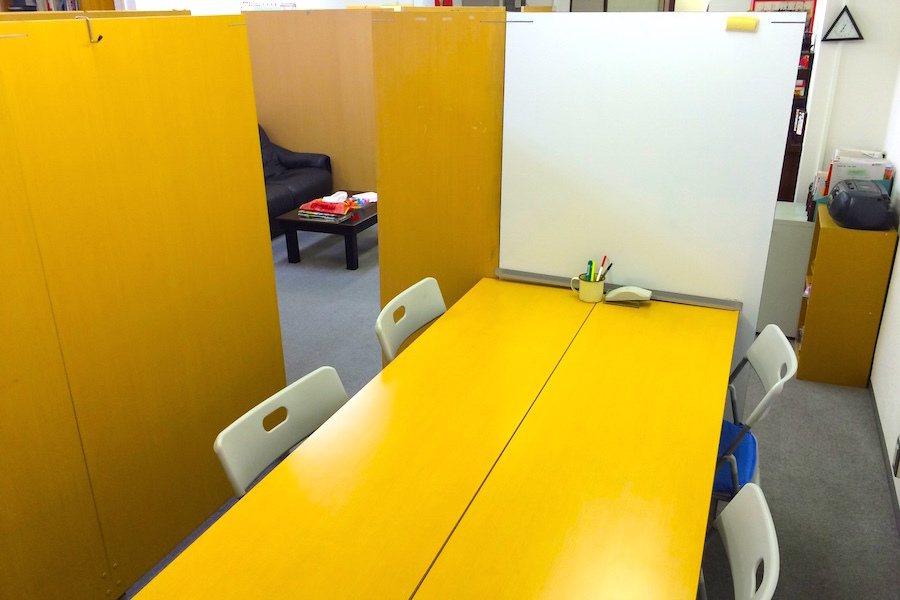 三軒茶屋レンタルスペース「サンチャイナ」 : ルーム2の会場写真