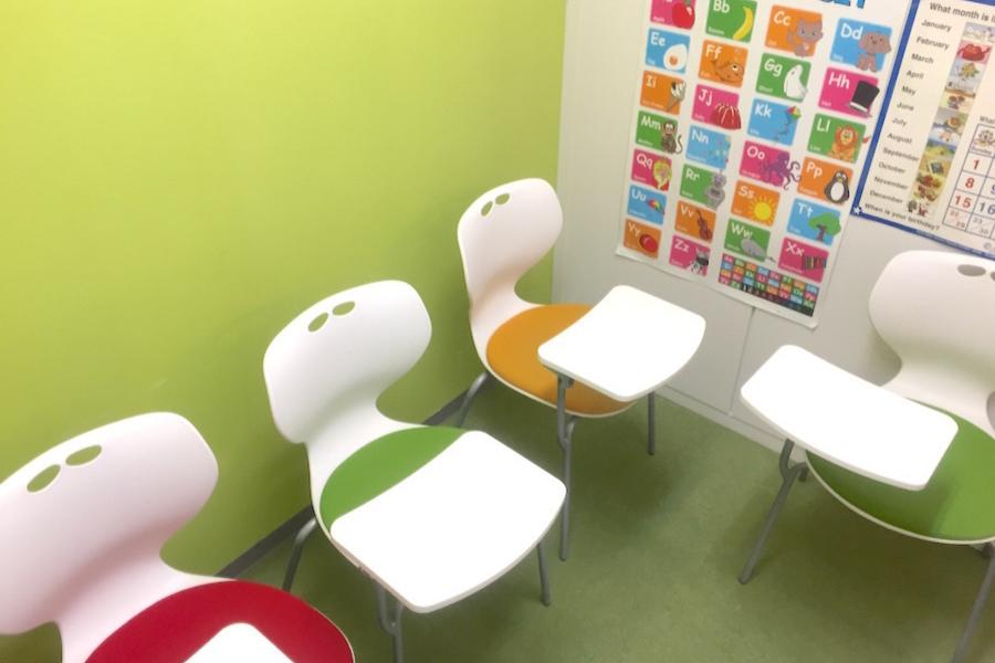 インスタント貸し教室 渋谷校 : 個室スペースBの会場写真