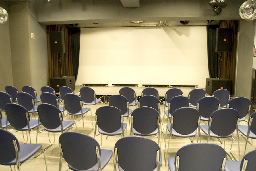 新宿イベントホール『レフカダ』 : イベントホール貸切の会場写真