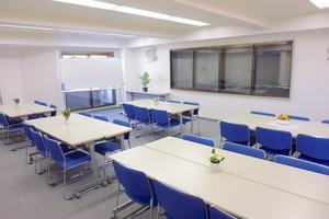 【駒沢大学駅】使い方自由自在な個室会議室の写真