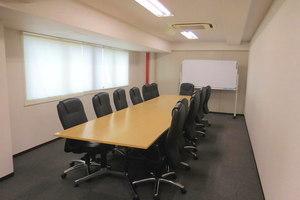 【新横浜3分】ハイグレードな貸し会議室の写真